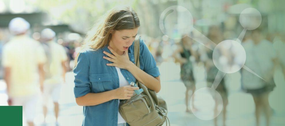 asma e tratamento biológico